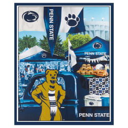 NCAA Penn State Nittany Lions Digital Tailgate Cotton