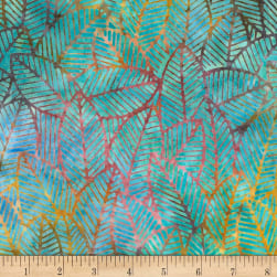 Timeless Treasures Tonga Batik Aruba Amazon Rain Fabric