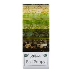 Hoffman Bali Batik Poppies 3rd Generation 2.5