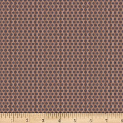 Stof Fabrics Denmark Winter Is Coming Dots Brown