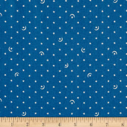Windham Cunningham Stars Blue Fabric