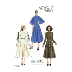 Vogue V9327 Misses' Dress Pattern (Sizes 14-22)