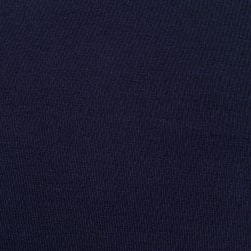 Fabric Merchants Rayon Modal Jersey Knit Navy