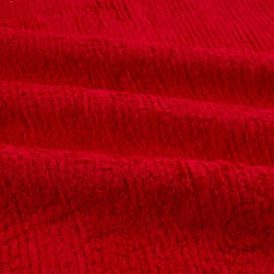 10 Ounce Chenille Red (Bolt, 10 Yards)