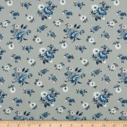 Penny Rose Majestic Toss Gray