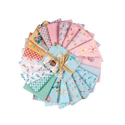 Perfect Party Fat Quarter Bundle, 21 Pcs.