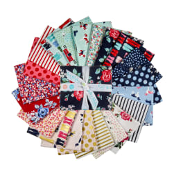Fox Farm Fat Quarter Bundle, 21 Pcs.
