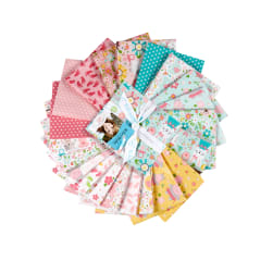 Penny Rose Sweet Baby Girl Fat Quarter Bundle