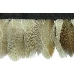 Mienna Feather Fringe Trim 2 1/3
