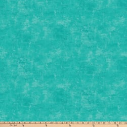 Northcott Canvas Wide Backing Turquoise