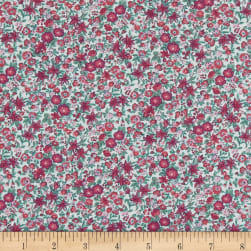 In The Beginning Fabrics Garden Delights Lily Pink
