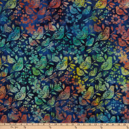 Island Batik Dragonfly Dreams 2 Mixed Birds Universe