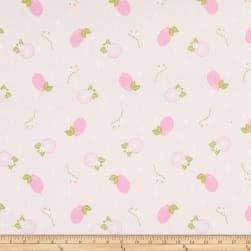 Kaufman Betty's Luncheonette Lemons Petal Fabric