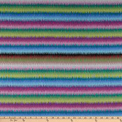 Kaffe Fassett Collective for FreeSpirit Diamond Stripe Dark