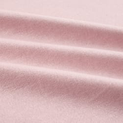 Telio Eco Organic Cotton Hemp Fleece Blush
