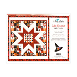 Riley Blake Designs Cutie Patootie Quilt Kit in