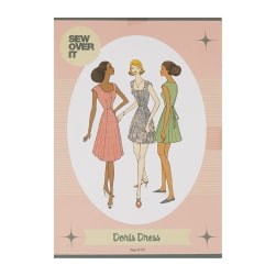 Sew Over It Doris Dress Pattern