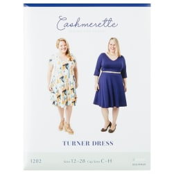 Cashmerette Patterns Turner Dress