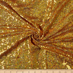 Glitz Sequin Hologram Gold Hologram