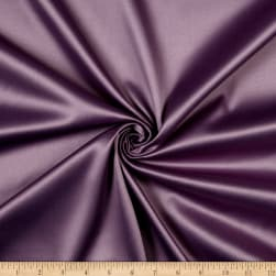 Stretch L'Amour Satin Amethyst Fabric