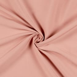 Stretch L'Amour Satin Dark Mauve Fabric