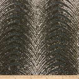 Art Deco Gatsby Sequins Gold