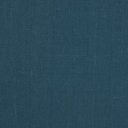 Splendid Home Naples 100% Linen Indigo Fabric