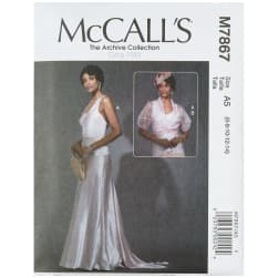 McCall's M7867 The Archive Collection Misses' Dress and