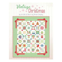 Its Sew Emma Vintage Christmas Book By Lori