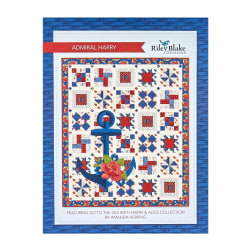 Riley Blake Admiral Harry Quilt Kit