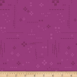 Art Gallery Decostitch Orchidberry Fabric