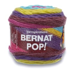 Bernat Pop! Yarn Paisley Pop
