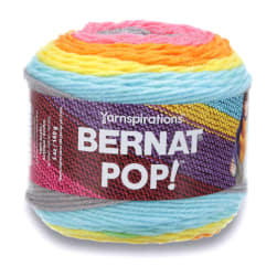 Bernat Pop! Yarn Pop Art