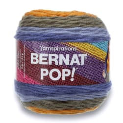 Bernat Pop! Yarn Rainy Day