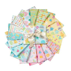 Kanvas Some Bunny Loves You Fat Quarter Pack,