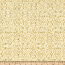 Contempo Words to Live By Modern Lace Yellow