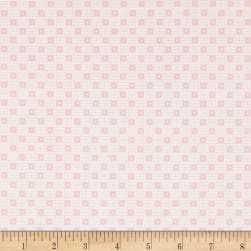 Simple Goodness Checker Dots Pink
