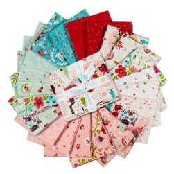 Little Red In The Woods Fat Quarter Bundle,