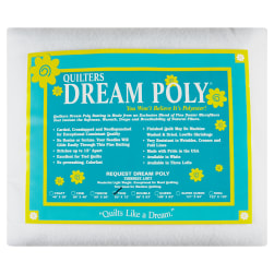 Quilters Dream Poly Request Twin