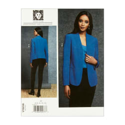 Vogue V1606 Anne Klein Misses' Jacket & Pants