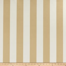 PKL Studio Indoor/Outdoor Canopy Stripe Toast Fabric