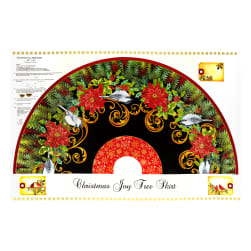 Christmas Joy Tree Skirt 36