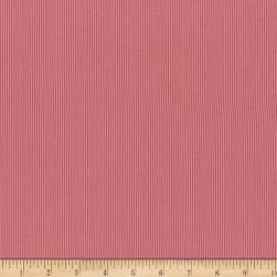 StofDenmark Quilters Basic Dusty Mini Stripe Mauve