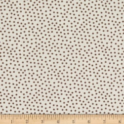StofDenmark Quilters Basic Memory Small Dot Ivory