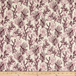 StofDenmark Autumn Leaves Flowers Cream