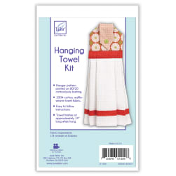 June Tailor Quilt As You Go Hanging Towel