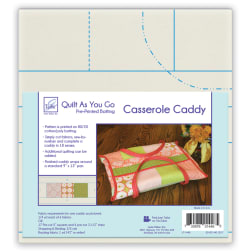 June Tailor Quilt As You Go Casserole Caddy
