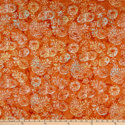 Anthology Batiks Fruit Basket Novelty Coconut Nut Fabric