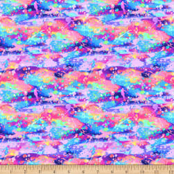 Paintbrush Studio Fabulous Flamingos Multicolored Water Bubbles