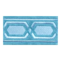 Europatex Trim Roamn Key Aqua